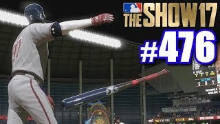 TRYING TO HIT .900! | MLB The Show 17 | Road to the Show #476