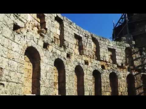2014 Ancient Perge: In Paul's Footsteps