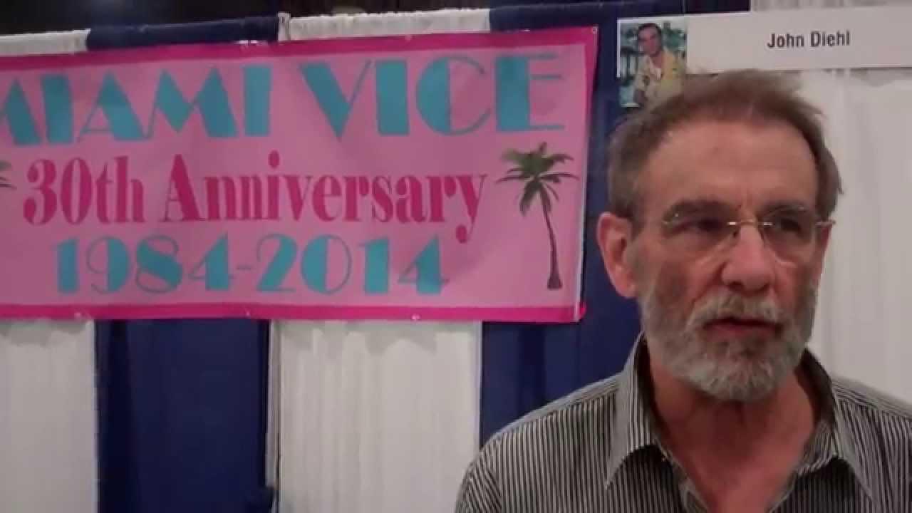 John Diehl escape from new york