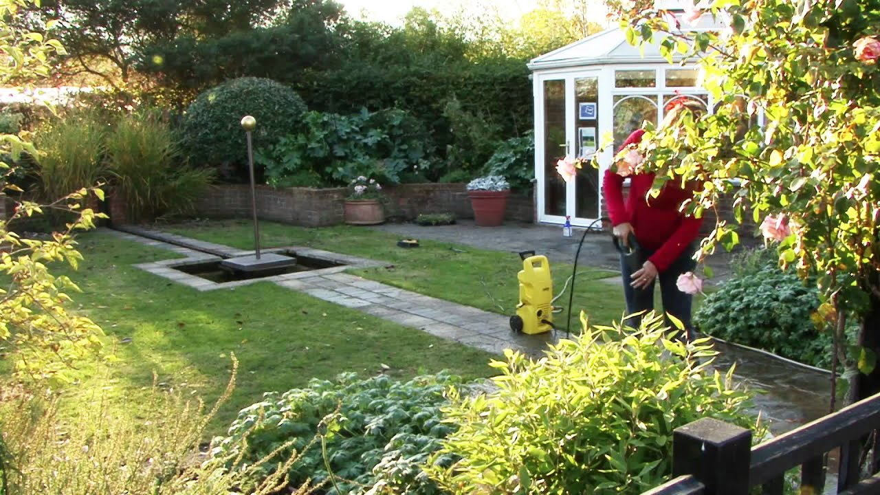 how to clean patios and paths which guide youtube