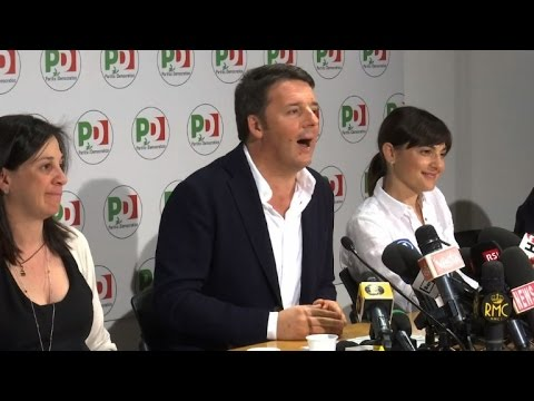 Renzi 'not happy' with municipal election results