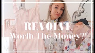 I SPENT $1000 ON REVOLVE - WAS IT WORTH IT?! // Summer Haul + Try On // Fashion Mumblr