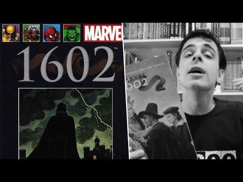 Marvel 1602, Neil Gaiman