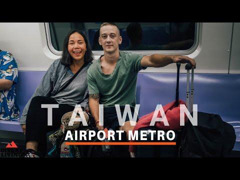 TRAIN To Taipei