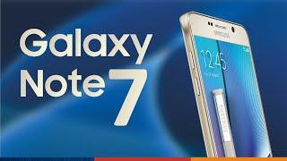 Samsung GALAXY NOTE 7 (Note 6) | Novedades, características y rumores