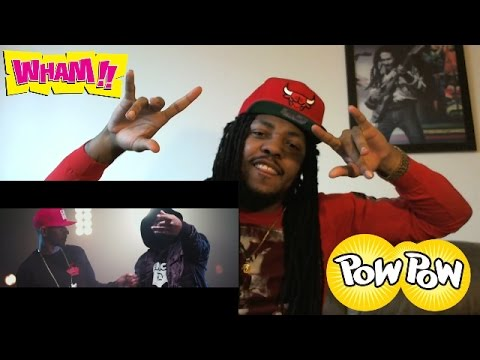Lethal Bizzle feat. Giggs & Flowdan - Round Here (REACTION) TURNT!!