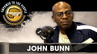 John Bunn Talks About His Exoneration After A 17-Year Sentence For A Crime He Didn
