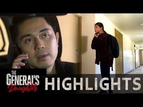 Rhian sneaks into Franco's room | The General's Daughter (With Eng Subs)