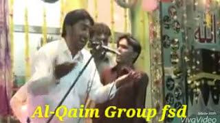 Zaikr Irshad Abbas Kanni Jashan imam hussain a.s part 1