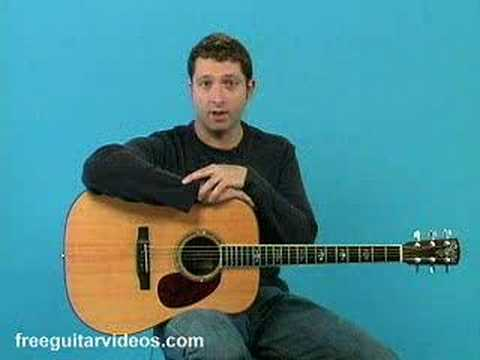 Acoustic Guitar Lesson: Shine in E