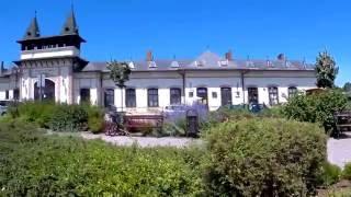 23. Шиофок. Венгрия. Вокзал и фонтан с лягушатами.(, 2016-07-25T17:30:29.000Z)