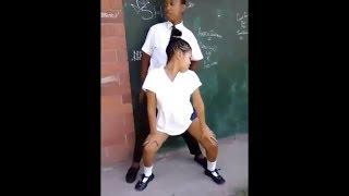 DJ Cleo ft. Abathandwa Ehhe- Umoya Wam 'Uyavuma (Gqom Remix)( School Kids Dance)