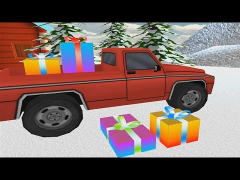 Nort Pole Express - Truck Game Video