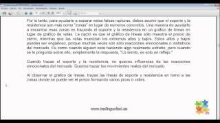 Curso de Forex - 23 de 99 - Soportes y Resistencias - 2