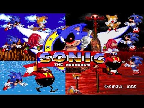 Sonic.exe Simulator Reboot