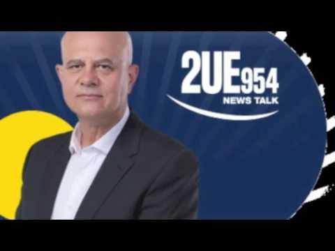 2UE - John Stanley interviews ACMF Founder & CEO, Don Spencer OAM