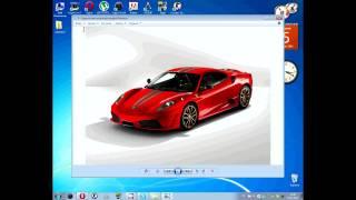 Как создать свой показ слайдов на windows 7
