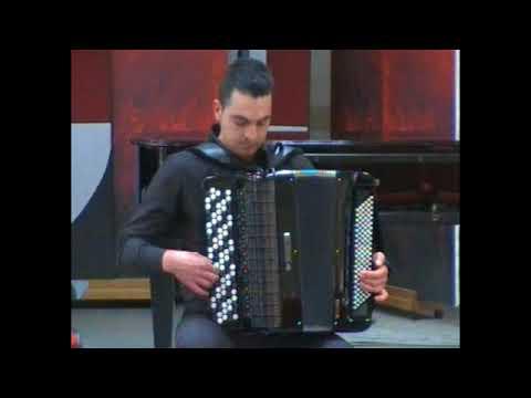 """Utushka Lugowaja"" di W. IWANOW - Paolo GABRIELE, fisarmonica"