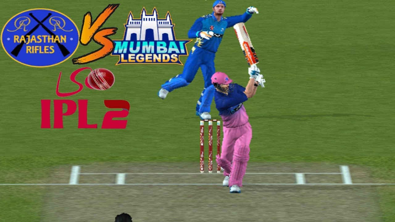 #Shorts | MI vs RR | Mumbai indians vs Rajasthan Royals | Super Over SO IPL 2 Real Cricket 20