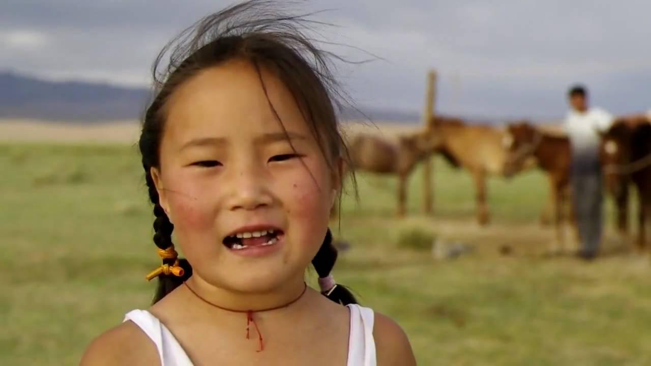Mongolian teen