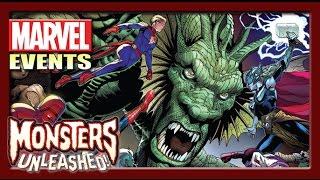 Monster Unleashed : เสียงคำราม ล้างพันธุ์มนุษย์!! [Marvel Events]
