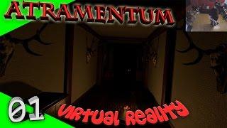 Atramentum VR - Rätsel im Horror-Style [Let's Play][Gameplay][German][HTC Vive][Virtual Reality]