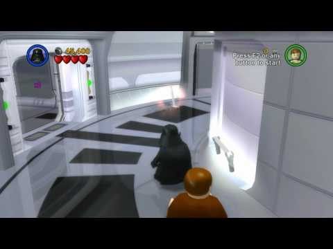 Let's Play Lego Star Wars: The Complete Saga - Ep 2 Ch 2 ~ Discovery on Kamino ~ Free Play 1 of 3