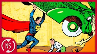 The REAL Origin of Superman Explained! | Comic Misconceptions