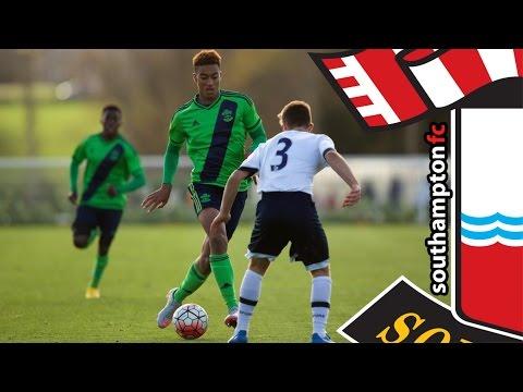 U18 HIGHLIGHTS: Tottenham Hotspur 2-1 Southampton