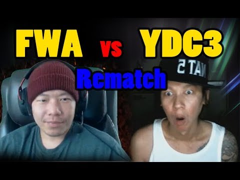 Summoners War - Fwa vs YDCB Rematch