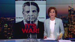 It's War! Cuomo, De Blasio Spar Over NYCHA
