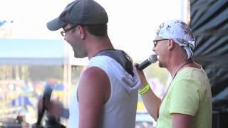 НАШЕСТВИЕ 2011 Ария Браво и Воплi Вiдоплясова