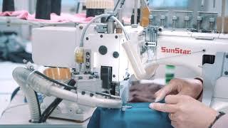 바늘과실) 의류제작, 한국의 봉제공장. 티셔츠, 후디,…