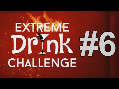 EXTREME DRINK CHALLENGE #6 (Gość - MIŁOŚNICY 4 KÓŁEK)[ ChwytakTV ]