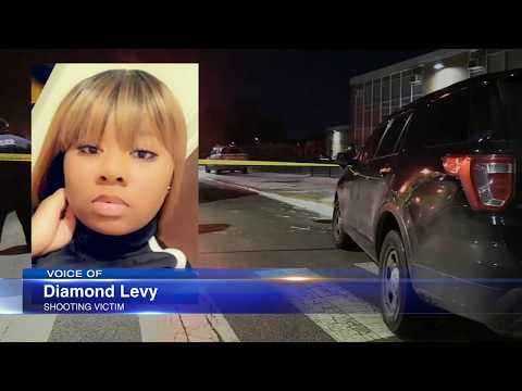 Woman Hit By Stray Bullet In 1st Chicago Shooting In 2020