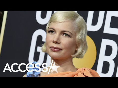 Michelle Williams Delivers Powerful Women's Rights Speech At Golden Globes Amid Pregnancy Reports