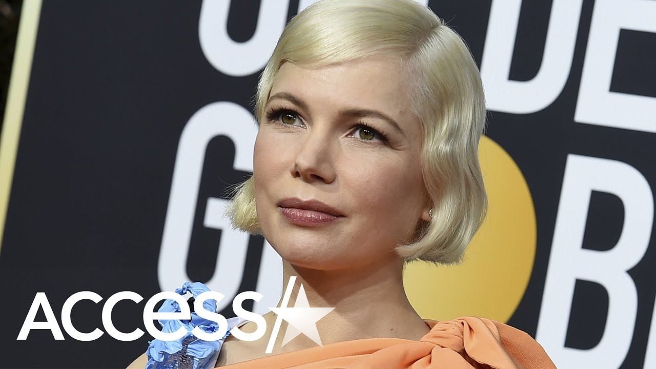 Michelle Williams Delivers Women's Rights Speech During Golden ...