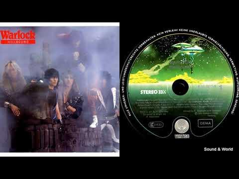 Warlock – Hellbound (Vinyl, LP, Album) 1985.