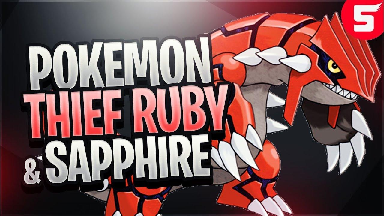 pokemon ruby 1.0 rom