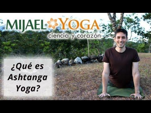 Ashtanga Yoga: El yoga de ocho partes