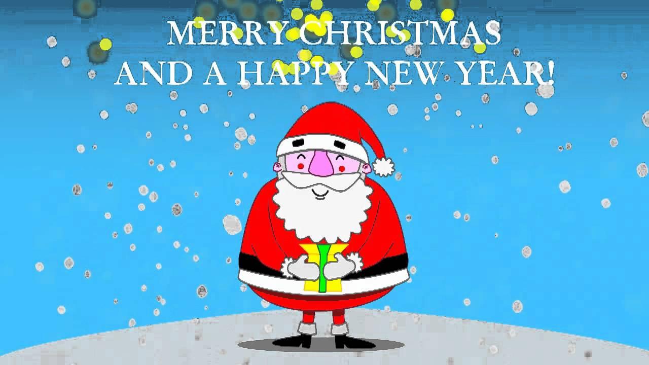 Merry Christmas Card Competition Animestudiotutor Youtube