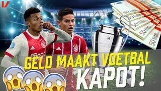 VI Legt Uit: 'Steenrijk Ajax kan het Bayern München van Nederland worden'