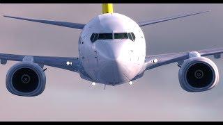キロキロの日本国内の飛行場を巡るフライト13日目 [P3Dv4]