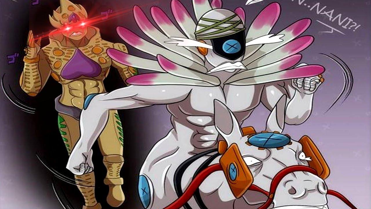 NEW JoJo Memes and Comic Dubs (Stone Ocean x Golden Wind and More) JoJo's Bizarre Adventure