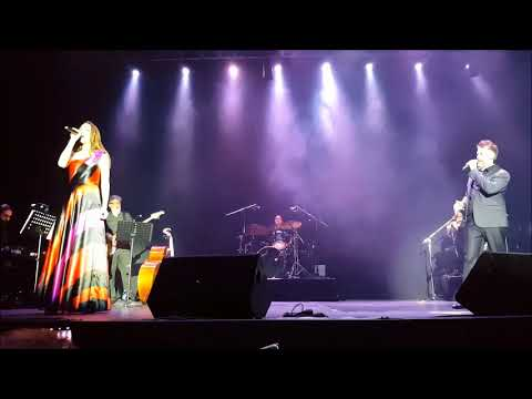 Gerónimo Rauch - El Fantasama de la Ópera, con Mery Álvarez de Toledo