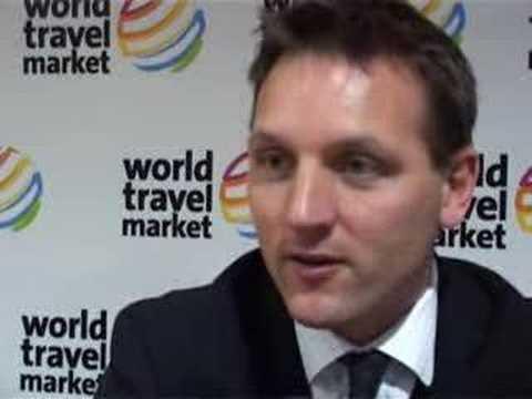 Giles Hawke, Sales Director, Carnival @ WTM 2007