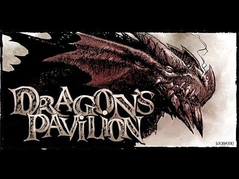 Todd Lockwood Draws - Dragon's Pavilion