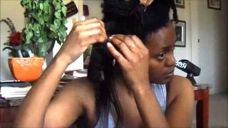 'Straight Natural' a Flat ironing experience Thumbnail