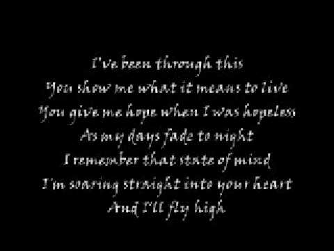 Saving Abel - 18 Days - Lyrics (True Lyrics)