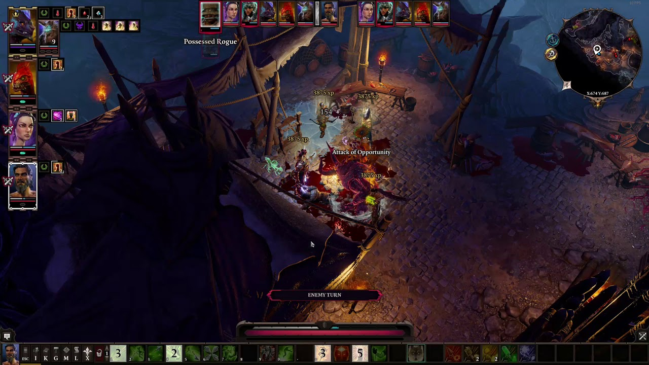Divinity Original SIn II: Shadow over Driftwood quest  No comentary